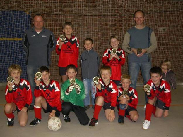 Fussball E Jugend